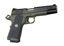 Wilson Combat CQB Green and Black - WCQBTAGB