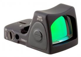 Trijicon 700672 RMR 1x Unlimited Eye Relief 3.25 MOA Black - RM06-C-700672