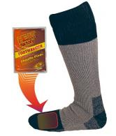 Heat Factory Wool Sock w/Pocket On Toes For Heat Warmer - 1502