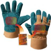 Heat Factory X-Large Green Utility Glove w/Two Pockets For H - 931