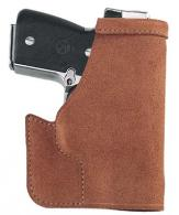 Galco Natural Suede Pocket Holster For North American Arms M