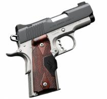 Kimber 3200191 Ultra Crimson Carry II 7+1 45ACP 3""