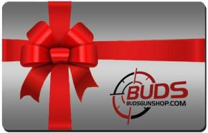 Buds Gift Card Credits