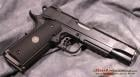 WILSON COMBAT CQB LIGHT RAIL .45 - CQBLRBA