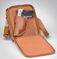 GTM-14ST Travel Pouch - Saddle Tan