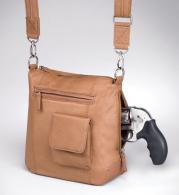 GTM-20ST Flat Sac - Saddle Tan