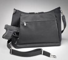 Gun Tote'n Mamas GTM-90B Shoulder Bag- Black