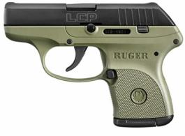 "Ruger 3706 LCP OD 6+1 380ACP 2.75"" Exclusive"