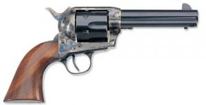 A UBERTI 1873 CATTLEMAN STEEL 45 COLT 4 75 NM