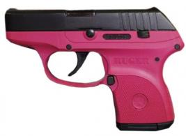 RUGER LCP .380 RASPBERRY GRIP