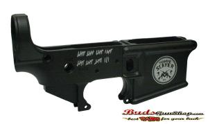 Doublestar DSL101ZM AR-15 Mil-Spec Stripped Lower Receiver - DSL101ZM