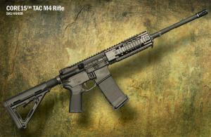 "CORE 15 100288 TAC M4 Rifle 30+1 223REM/5.56NATO 16"" - 100288"