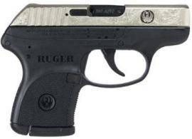 Limited Edition Ruger LCP Deluxe Silver