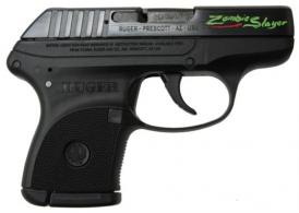 "Ruger LCP ""Zombie Slayer"", 380 ACP"