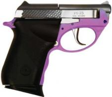 Taurus PT25 PLY 25 Stainless LAVENDER - 1-250039PLYL