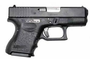 GLOCK 26 FS 10+1 3.5 3-10RDS/ SMALL RANGE BAG