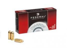 Federal 40 S W 180gr FMJ 50