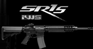 KNIGHTS ARMAMENT SR-15 E3 16 BLK W/RAIL 30 RD - 24002