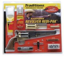 TRADITIONS 1851 COLT NAVY 44 REDI PACK