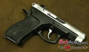 CZ 75 D COMPACT 9MM DUO TONE