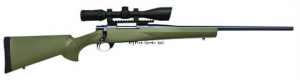 "Howa Combo .338 Win Mag 24"" Green hogue 3x10 42mm Nighteater"