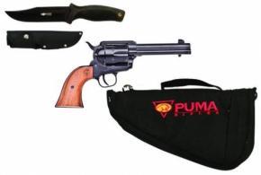 Puma 1873 22 4 5 8 w Knife Pistol Rug