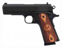 Iver Johnson 1911A1 Falcon Matte 8+1 45ACP 4.25""