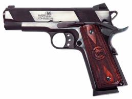 Iver Johnson 1911A1 Hawk Polished 8+1 45ACP 4.25""