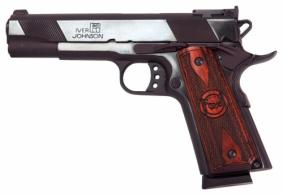 Iver Johnson 1911A1 Eagle Polished 8+1 45ACP 5""