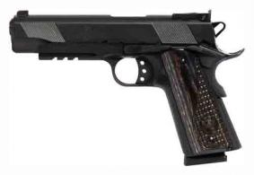"Iver Johnson 1911A1 Eagle Railed 8+1 45ACP 5"" - EagleLR"