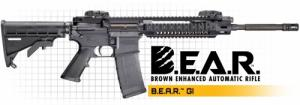 "Adcor Defense B.E.A.R. 5.56 16"" GI w/Sights - 201-3000"