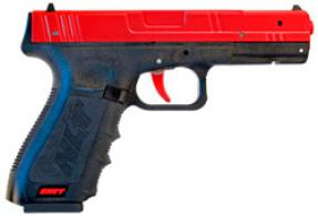 "SIRT ""Pro"" Pistol with Red Slide SPR110"