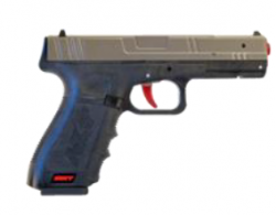 "SIRT SPC110 ""Pro"" Pistol with Clear Slide"