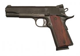 HIGH STANDARD 1911 45ACP BLK WD GRIPS 5