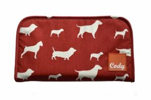 Cody Range Bag Pistol Clutch Dogs - BGC531DOGS