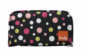 Cody Range Bag Pistol Clutch Dots - BGC531DOTS