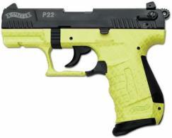 WAL TALO P22 22LR LIME GREEN 10RD