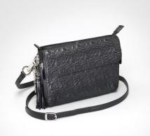 Gun Tote'n Mamas GTM-0010 Embroidered Lambskin - GTM-0010