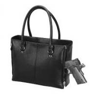 Gun Tote'n Mamas GTM-62 Traditional Open Top Tote Black
