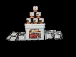 Buds Survival Food Combo By Survival Cave Foods 319 Servings $479.00 Value! - Combo