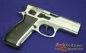 CANIK STINGRAY 9MM CHROME FINISH 15+1 - STINGRAYC