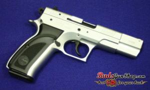 CANIK DOLPHIN 9MM CHROME FINISH 15+1