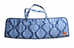 Exclusive Lady Buds Blue Rifle Case - 907BUDS