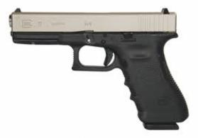 "Glock NIBXPI17502C G17 17+1 9mm 4.49"" NIB-X Coating"