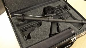 AR-15 Covert Carry Kit WITH CASE - AR15CCK