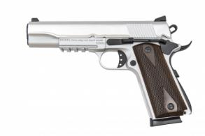 "Girsan MC1911SHC-G2 45ACP 5"" Sport w/Rail, Chrome - MC1911SHC-G2"