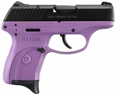 "Ruger 3221 LC9 Lady Lilac 7+1 9mm 3.12"" TALO Exclusive - 3221"