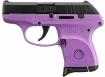 "Ruger 3725 LCP Lady Lilac 6+1 380ACP 2.75"" TALO Exclusive"