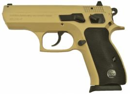 CANIK55 SHARK-C 9MM DESERT TAN 15+1 - SHARKCD