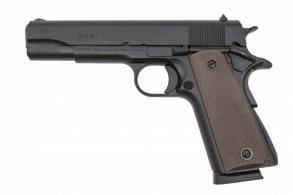 TISAS Classic 1911 45ACP 5 BROWN GRIPS